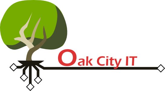 Oak City IT Logo